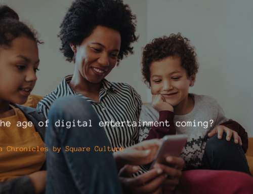 Is the age of digital entertainment coming?